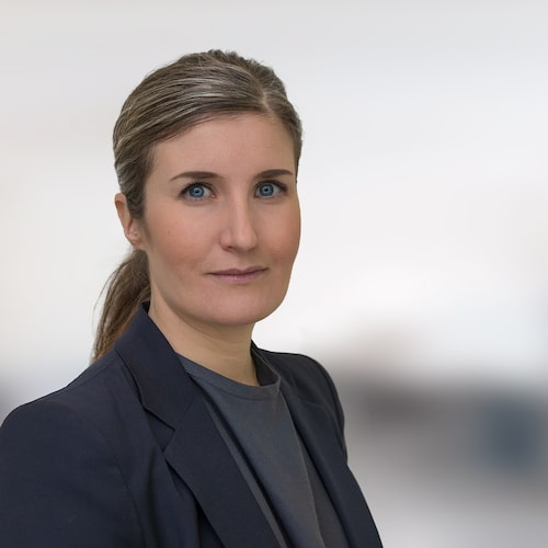 Anna Haupt, vice president Mobility Solutions på Nevs