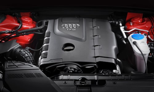 Roligaste motorn är helt klart 3,0 TDI med 240 hästar. Bensinmotorerna saknar den där riktiga känslan.