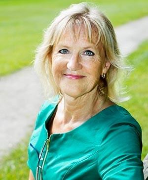 Mai-Lis Hellénius, livsstilsprofessor på Karolinska institutet.