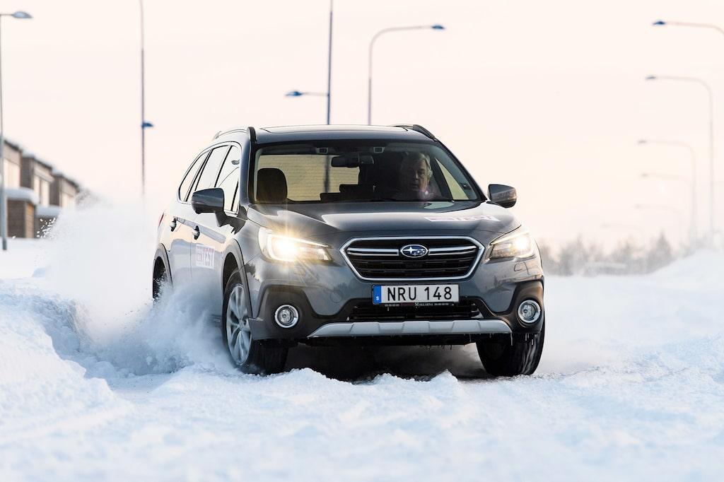Subaru Outback 2,5i Active