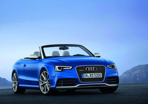 """Audi RS5 Cabriolet <a href=""""/2012/09/28/35095/vilken-bil-ar-din-favorit-i-paris-2012/"""" style=""""color: #fd9903; font-weight: bold;"""">Är detta din favorit? Rösta här!</a>."""