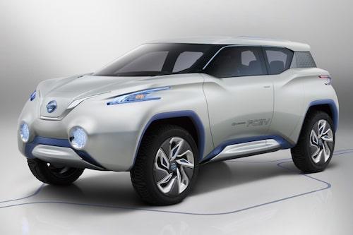"""Nissan Terra Concept <a href=""""/2012/09/28/35095/vilken-bil-ar-din-favorit-i-paris-2012/"""" style=""""color: #fd9903; font-weight: bold;"""">Är detta din favorit? Rösta här!</a>."""
