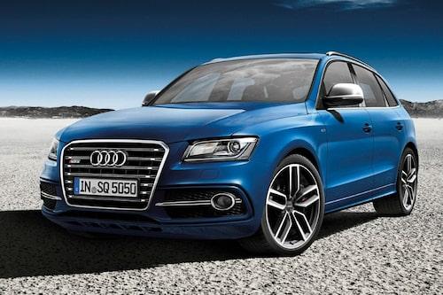 """Audi SQ5 TDI exclusive concept <a href=""""/2012/09/28/35095/vilken-bil-ar-din-favorit-i-paris-2012/"""" style=""""color: #fd9903; font-weight: bold;"""">Är detta din favorit? Rösta här!</a>."""
