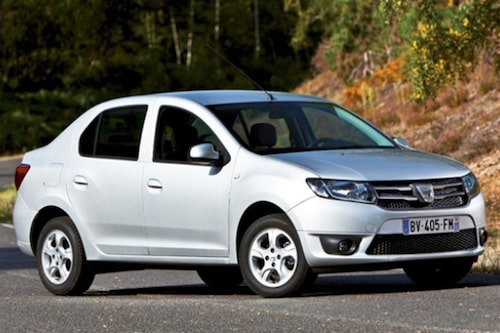 """Dacia Logan <a href=""""/2012/09/28/35095/vilken-bil-ar-din-favorit-i-paris-2012/"""" style=""""color: #fd9903; font-weight: bold;"""">Är detta din favorit? Rösta här!</a>."""