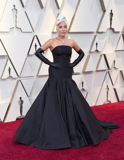 Lady Gaga i Alexander McQueen, 2019.