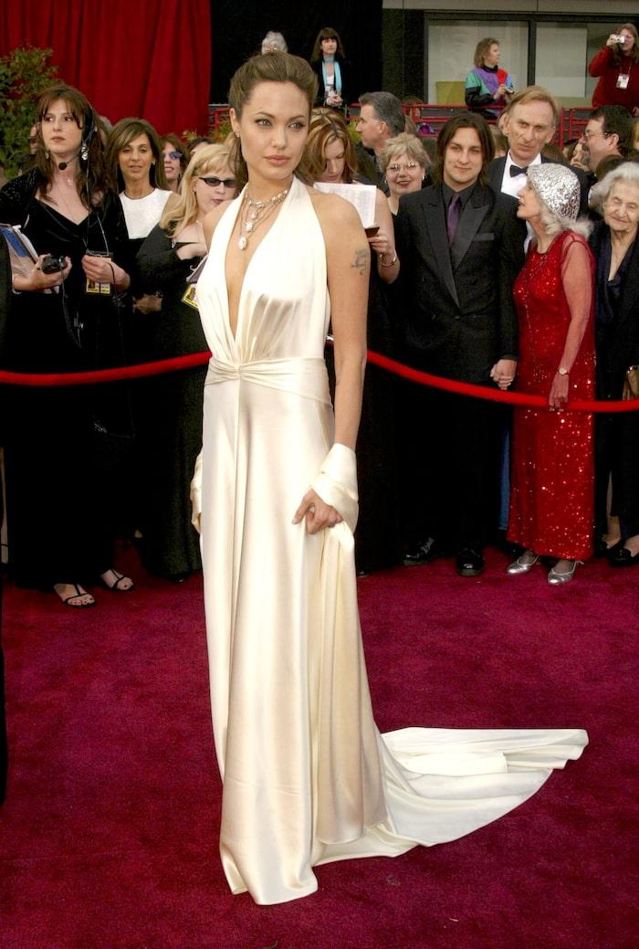 Nummer 1: Angelina Jolie i Marc Bouwer, 2004.