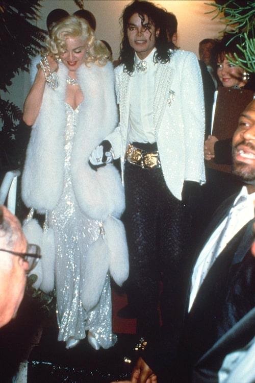 Madonna i Bob Mackie, 1991.