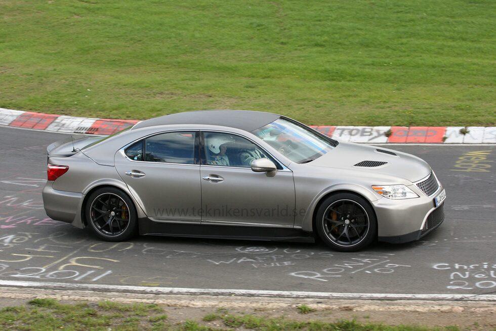 Lexus LS F TMG Edition