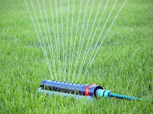 Undvik att vattna mitt på dagen och i gassande sol. Då avdunstar det mesta.