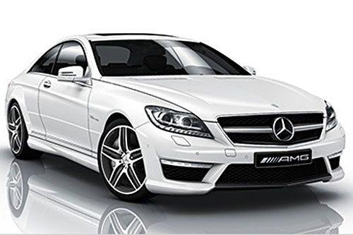 Mercedes CL AMG facelift