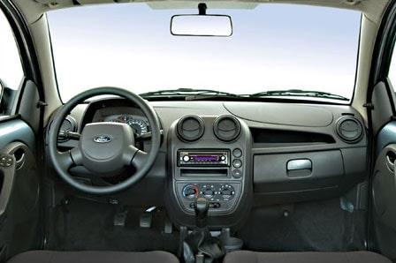 Ford Ka, ansiktslyft i Brasilien.