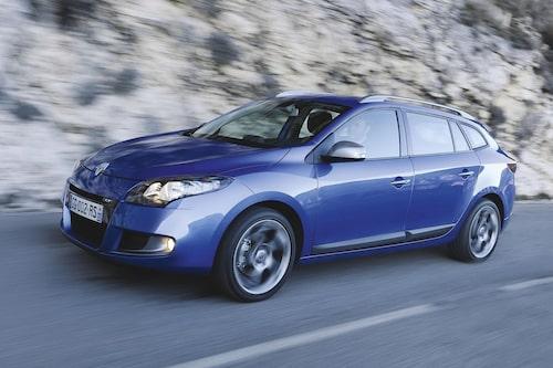 324 kronor per liter lastutrymme: Renault Megane Sport Tourer. Pris från 169 900kronor. Bagageutrymme: 524 liter. Euro NCAP krocktestbetyg: 5 av 5.