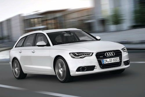 627 kronor per liter lastutrymme: Audi A6 Avant. Pris från 354 200kronor. Bagageutrymme: 565 liter. Euro NCAP krocktestbetyg: 5 av 5.