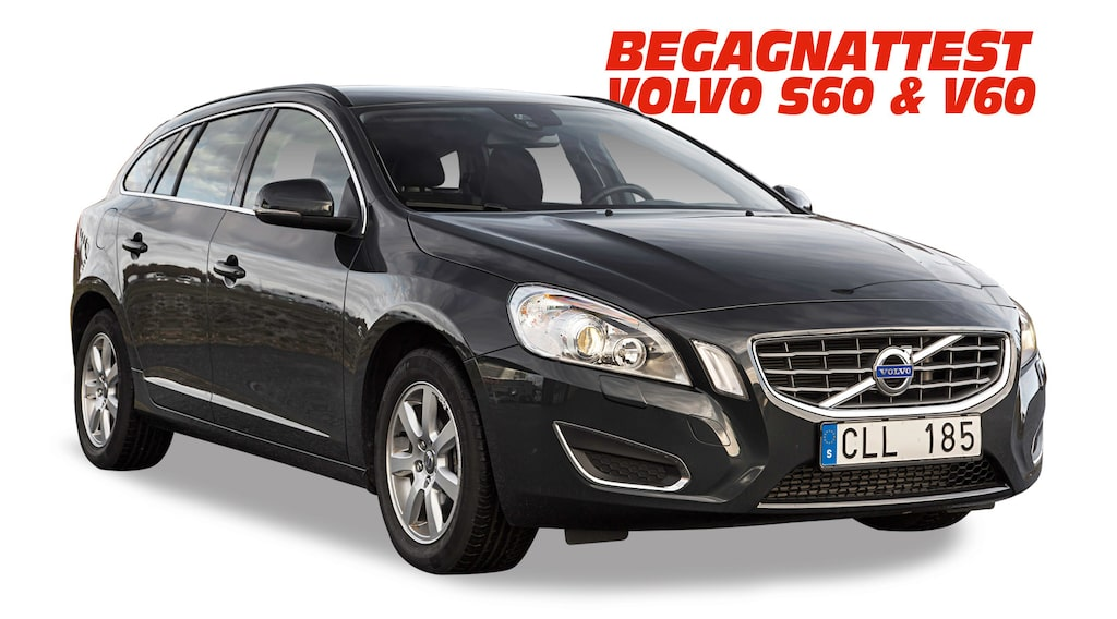 Begagnad Volvo S60 och V60 2011-
