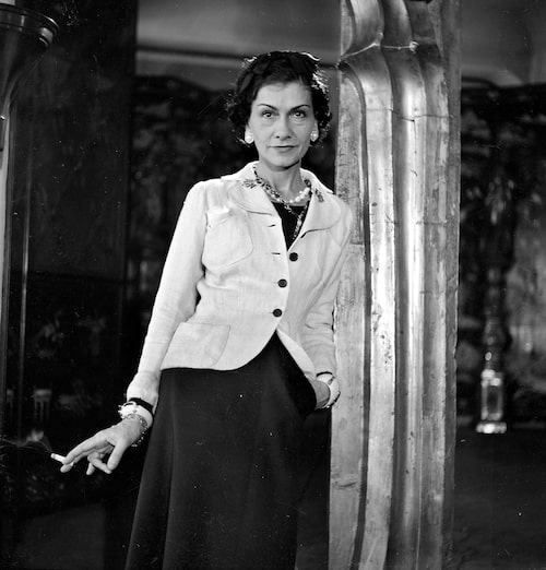 Coco Chanel, Paris 1937