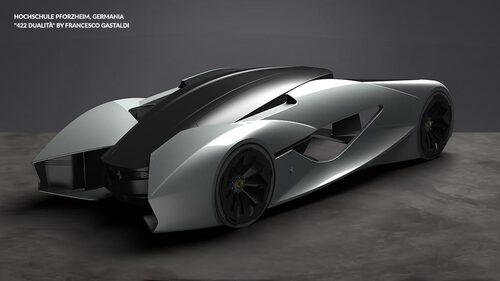 Ferrari Design Concept 422 Dualità
