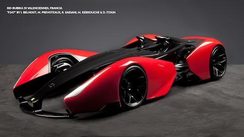Ferrari Design Concept F247