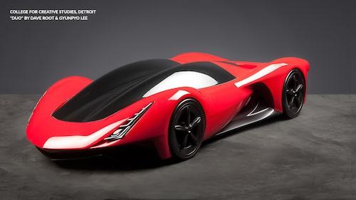 Ferrari Design Concept Duo
