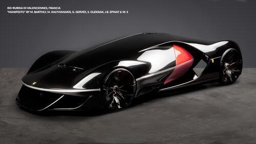 Ferrari Design Concept Manifesto