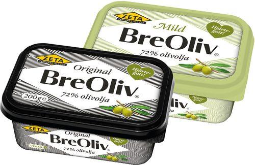 BreOliv Original eller BreOliv Mild? Smaka och se vilken som blir din favorit.