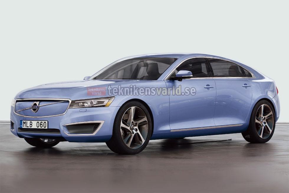 Volvo SC80 Concept