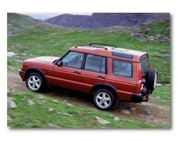Provkörning av Land Rover Discovery Td5