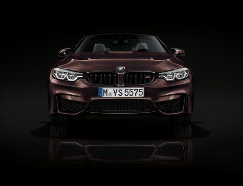 BMW M4 Cabriolet facelift