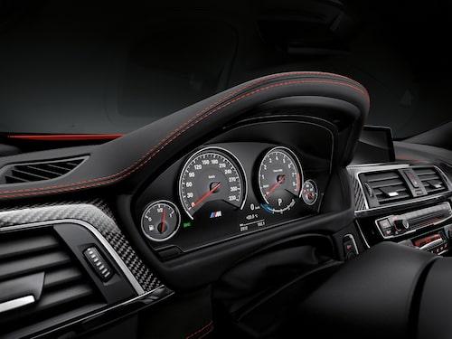 BMW M4 Coupé facelift