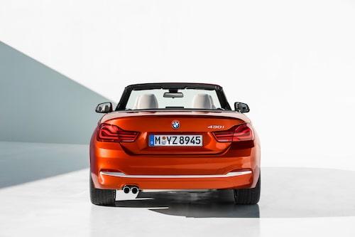 BMW 4-serie Cabriolet (Luxury) facelift