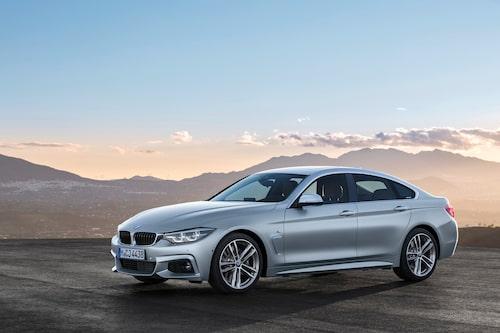 BMW 4-serie Gran Coupé (M Sport ) facelift