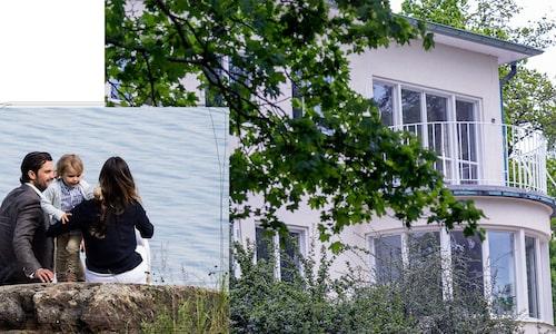 Kungliga fotograferingar med spralliga barn hör till prinsessan Sofias vardag numera. Och även på Villa Solbacken kan vardagskvällarna vara smått kaotiska.