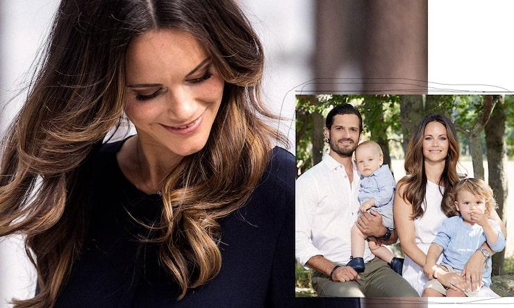 Hur är det att göra offentliga uppdrag under bebisbubbla-tiden? En perfekt ögonblicksbild på prinsparet och sönerna. Men vad händer sekunden efter?