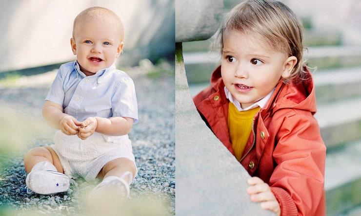 Prins Gabriel fyller 2 i augusti. Lillebror börjar bli stor och snabb. Och hur är det egentligen att borsta Alexanders lockar? Accepterar han borsten? (Det gör inte Sixten och Harry, meddelar Knivlisa.)