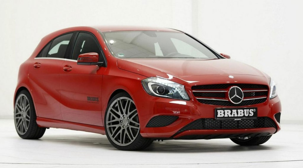 Brabus Mercedes A-klass