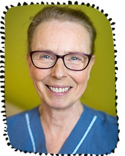 Caroline Nilsson, barnallergiläkare Sachsska Barnsjukhuset/Södersjukhuset