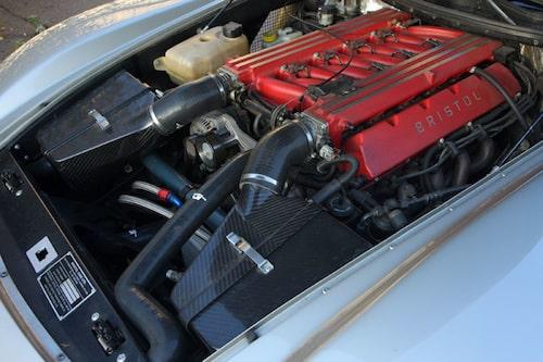 Bristol Fighters V10-motor från Chrysler.