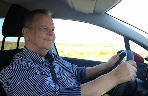 Så här glad blir man bakom ratten i nya Citroën C3.
