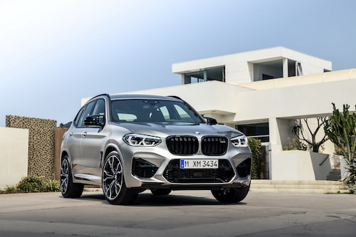 BMW X3 M Competition 2020