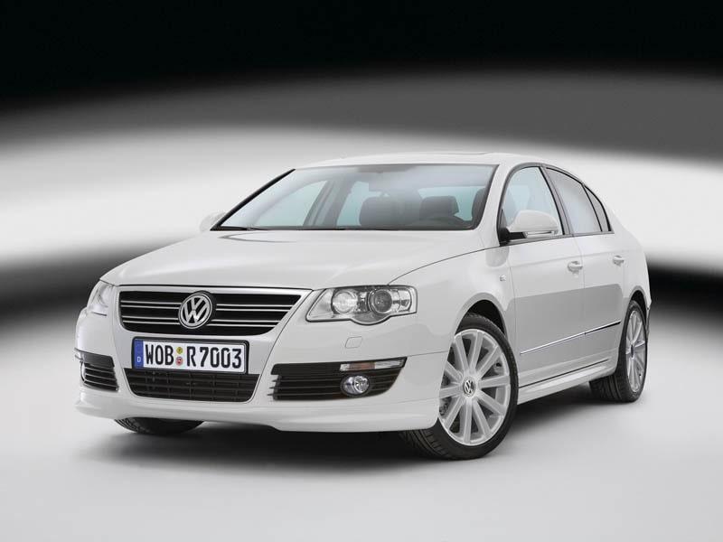 Mer racing från VW