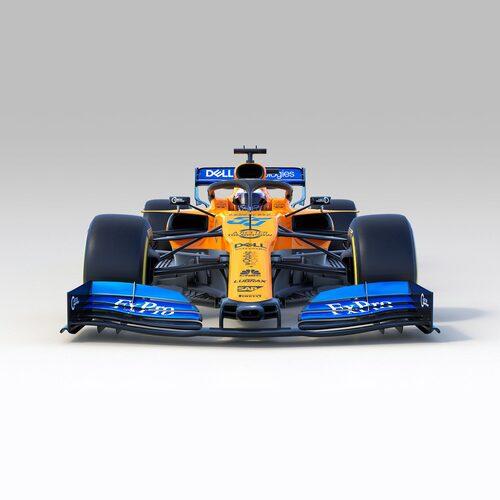 ... och Formel 1-bilar.