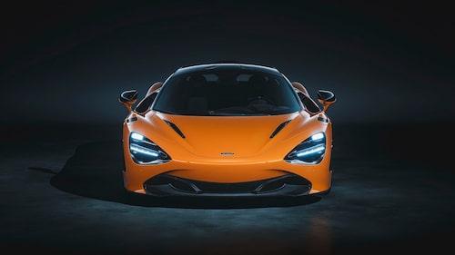 McLaren Group bygger både gatbilar...