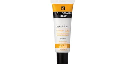 Recension på 360° gel oil-free spf 50 från Heliocare.