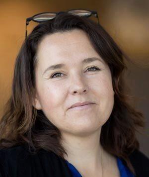 Eva Svedmark, forskare.