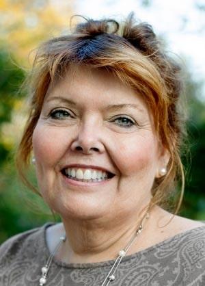 Anneli Ahlmér, terapeut.