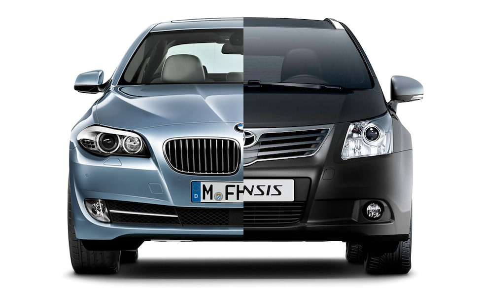 BMW och Toyota påbörjar samarbete kring diesel- och hybridteknik