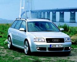 Audi RS6 Plus Avant