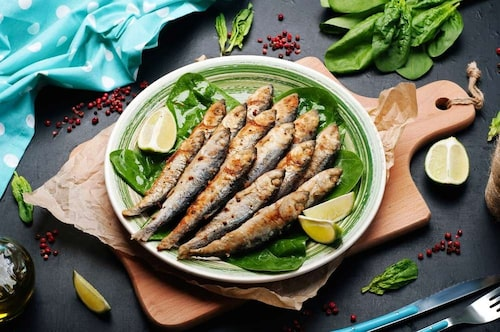 Låt fet fisk stå på matbordet minst en gång i veckan. Foto: Shutterstock.