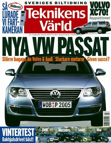 Teknikens Värld nummer 1 / 2005