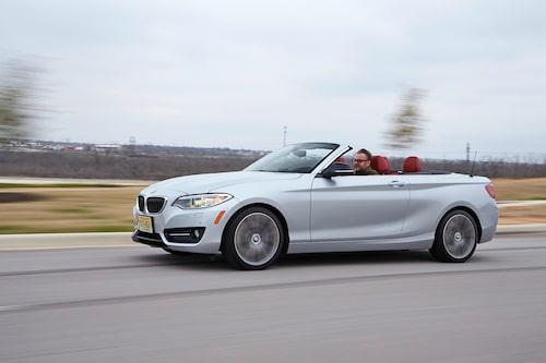 Onödig eller den optimala 2-serien? Cabversionen tillför extra känslor till lill-BMW:n.