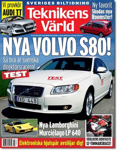 Teknikens Värld nummer 14 / 2006